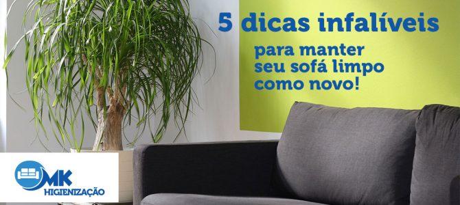 5 Dicas infalíveis para manter seu sofá limpo como novo! – WhatsApp 96288-0872