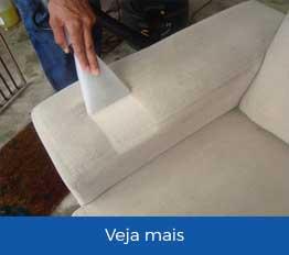 Lavagem e higienizacao de estofados em São Paulo