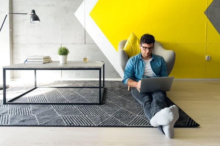 Veja como e quando utilizar tapetes na decoração do seu imóvel
